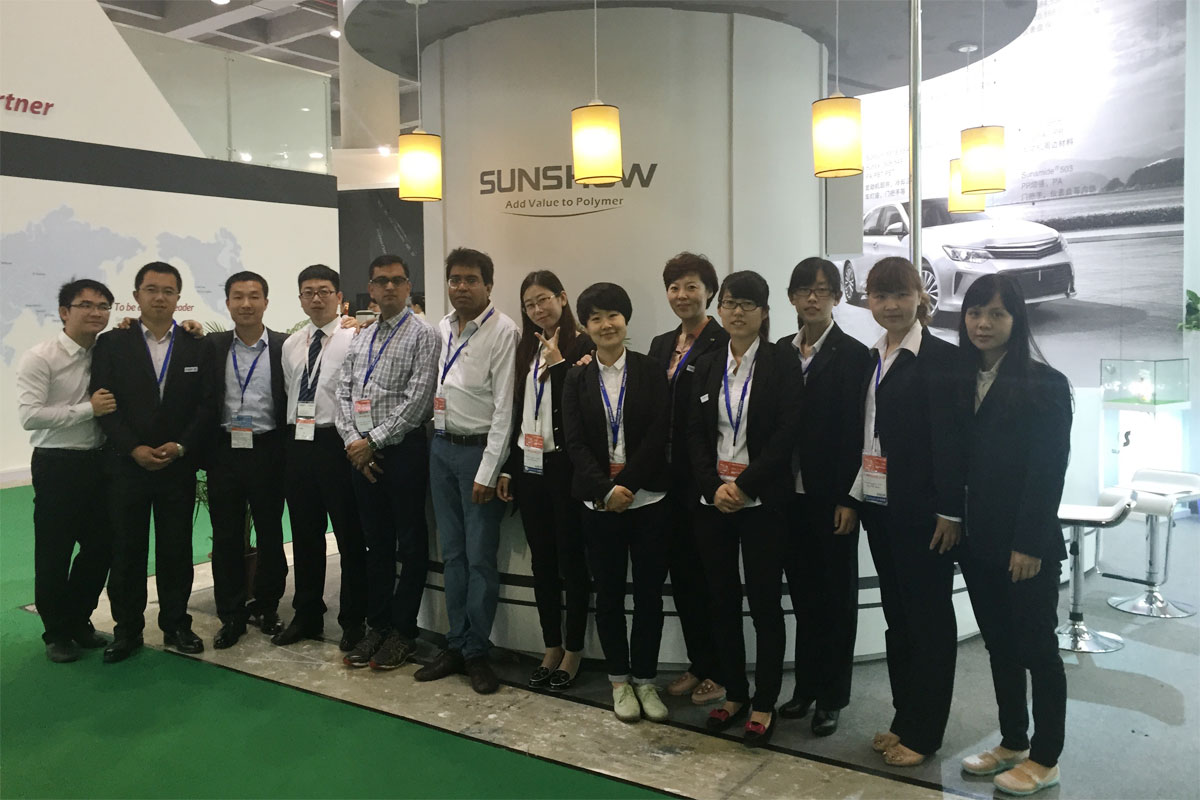 SUNSHOW CHINAPLAS 2015