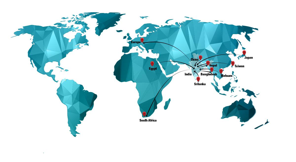 Covalent Global Presence